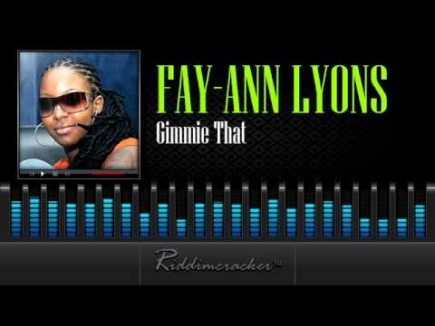Fay-Ann Lyons - Gimmie That [Soca 2014]