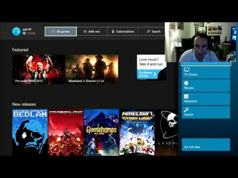 New Xbox One Update Review for New U.I