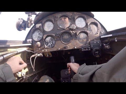 Forced Approach + Airwork - Solo prep - WWII-era DHC-1 Chipmunk - Part 2