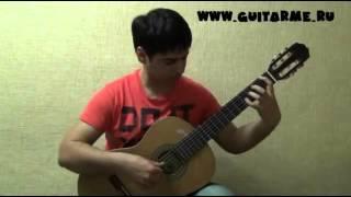 РЕКВИЕМ ПО МЕЧТЕ на Гитаре   видео урок 1 7  Как играть на гитаре