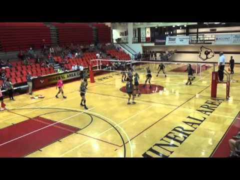 Mineral Area College Volleyball vs. Saint Louis Community College