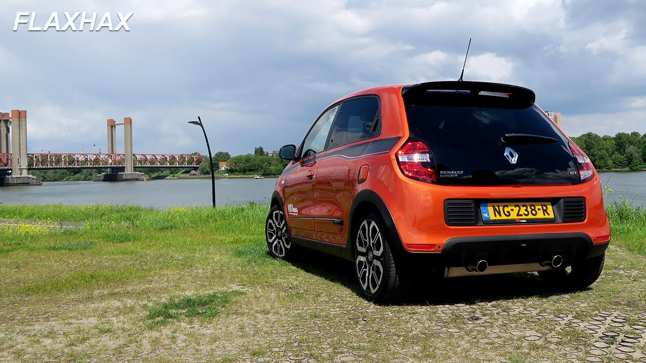 2017 Renault Twingo Gt Full Review Renault S Fastest Smallest Car