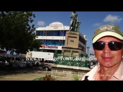 Bridgetown / Nick in Barbados (new)