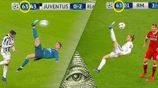 Top 10 moments in football that confirmed coincidence in can't belive the world