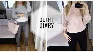 OUTFIT DIARY. 7 Tage. 7 Outfits