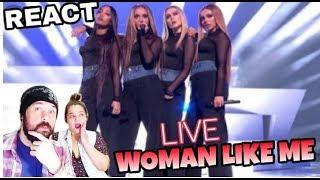 Baixar REAGINDO: LITTLE MIX - WOMAN LIKE ME FT NICKI MINAJ (X FACTOR UK REACT)