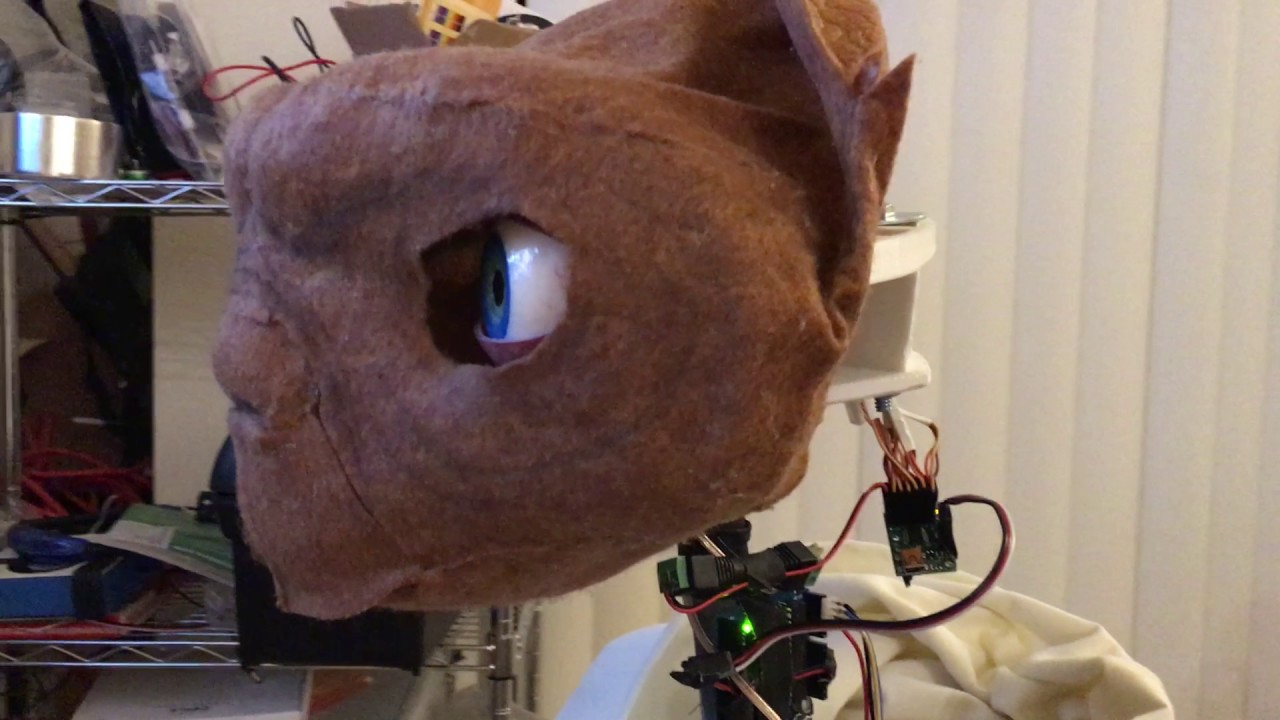 Replika Watch Home-built Animatronic E.t. Puppet - Youtube