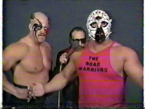 Road Warriors Promo [1988-04-02]