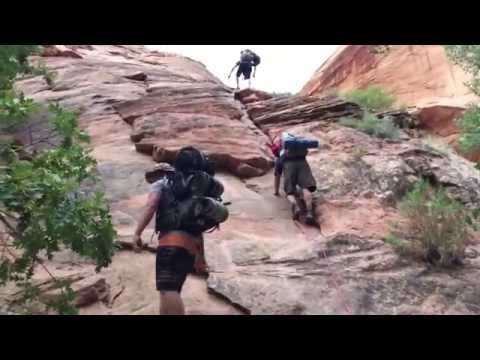 2015 Coyote Gulch - Day 03 - Troop 463
