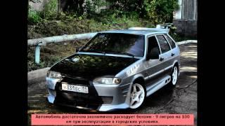 Русский автомобиль Ваз 2114