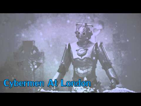 Doctor Who Unreleased Music - The Next Doctor - Cybermen At London