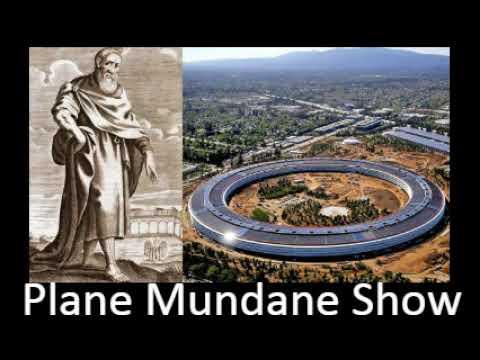 Silicon Valley Philosophy - Training The Brain - Greek Thinking - Plane Mundane Show