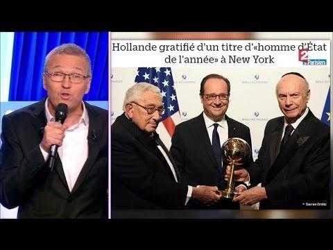 Laurent Ruquier fait le point sur l'actualité - On n'est pas couché 24 septembre 2016 #ONPC
