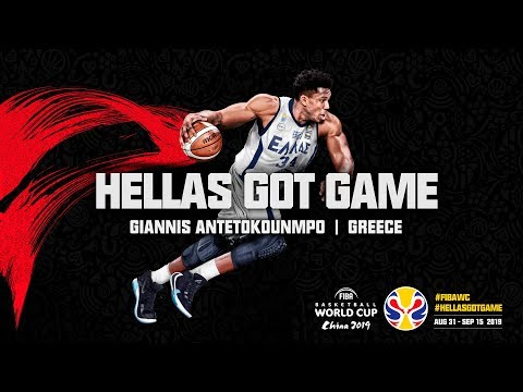 GREECE - Team Profile | FIBA Basketball World Cup 2019