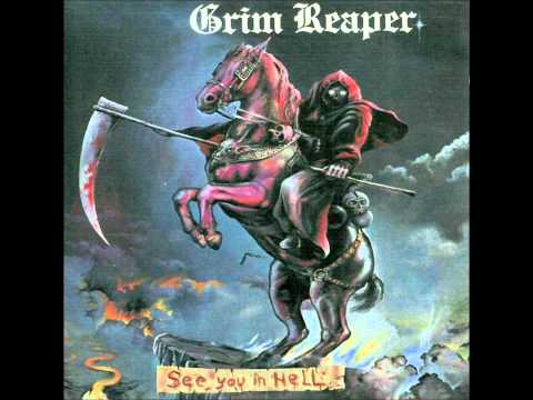 Grim Reaper-See You In Hell [HQ and LYRICS]