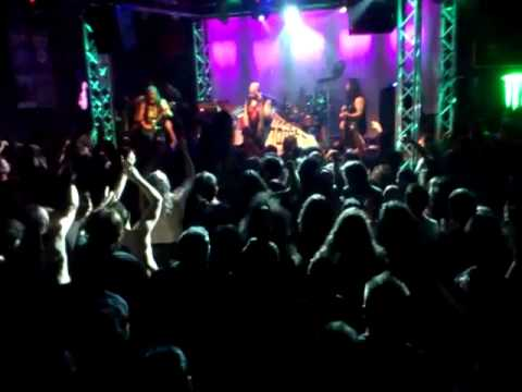 Manilla Road - Crystal Logic (Live in Athens 2012)