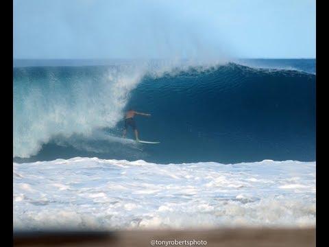 PLAYA COLORADO NICARAGUA SURF REPORT AUGUST 14 2017