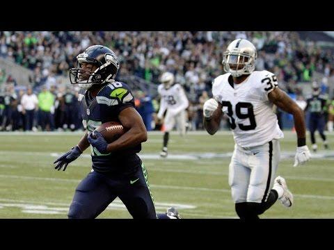 Raiders vs. Seahawks highlights - 2015 NFL Preseason Week 4
