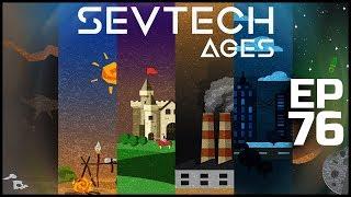 Minecraft: SevTech Ages || FARM OF KRUNKK! || Ep 07