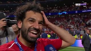 Mo Salah: I hope I can be the first Arab footballer to win the UCL twice