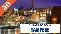 TOP 50 TAMPERE (FINLAND) Tourist Attractions (Things to Do)