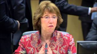 """A New Deal For Somalia"" Brussels Conference - Introductory words by Catherine Ashton"