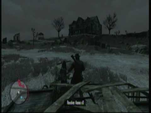 mrlee727 red dead redemption knifing spree