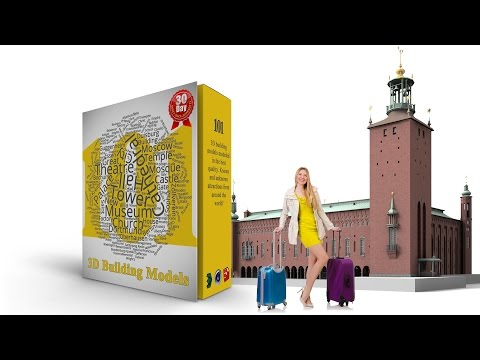 Stockholm City Hall for free Download