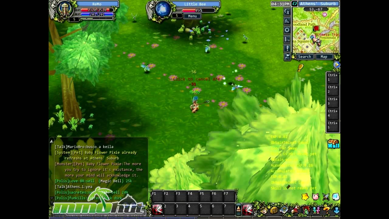 GodsWar Online Gameplay - First Look HD - YouTube