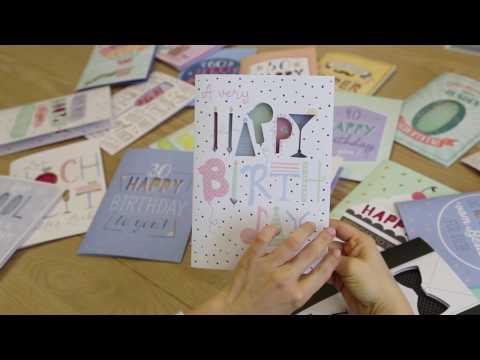 Musikkarte - Happy Birthday 26191