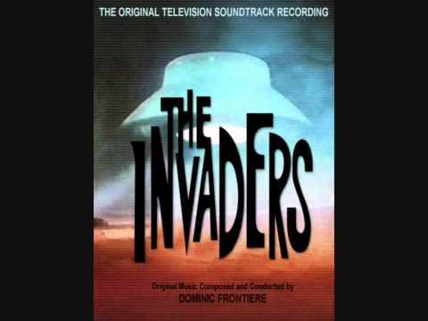 Dominic Frontiere - The Invaders End Title