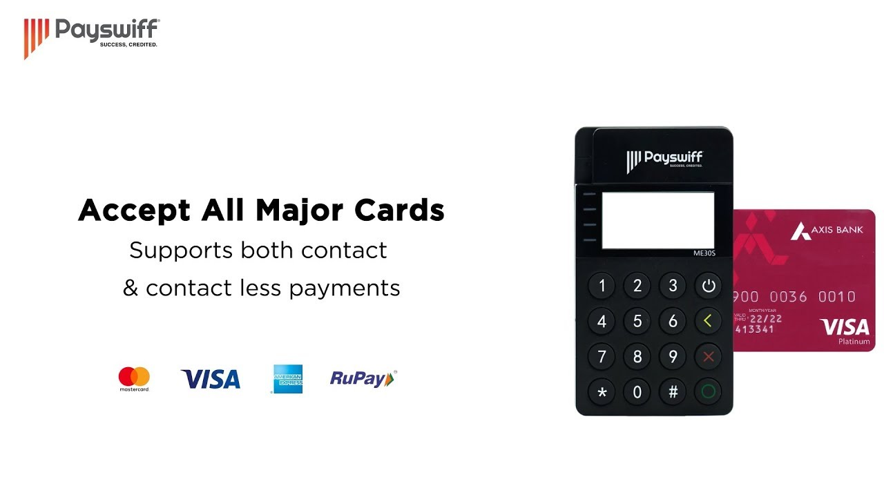 Introducing Our New mPOS Card Swiping Machine - Payswiff