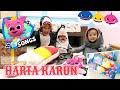 DRAMA ANAK Baby Shark Mencari Harta Karun Pesta Es Krim Dirumah Zara Cute mp3