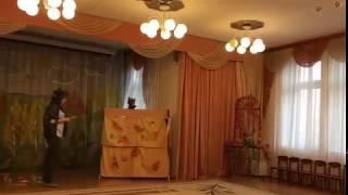 Кукольный театр в саду