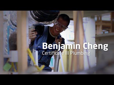 Study Plumbing in Australia | Chisholm | Ben