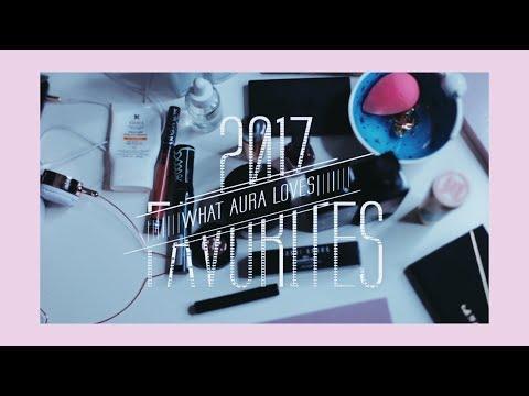 مفضلات ٢٠١٧ الجماليه 💄💜  2017 Favorites | Beauty | Perfumes | Skin Care