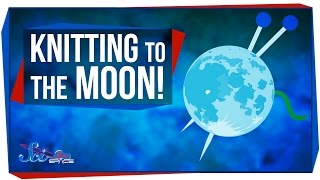 Knitting to the Moon!