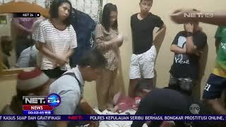 Sedang Pesta Narkoba di Hotel Muda Mudi Digrebek Polisi NET24