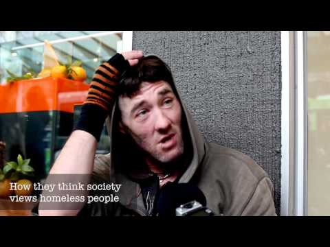 Swanston Street Stories  - Homeless Melbourne Documentary