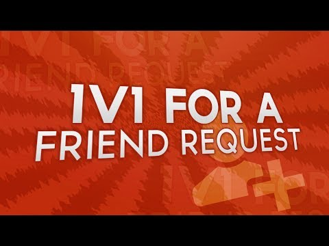 FaZe Swan 1v1s a Fan for a Friend Request!
