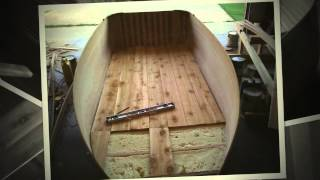 Cedar Fishing Boat Build