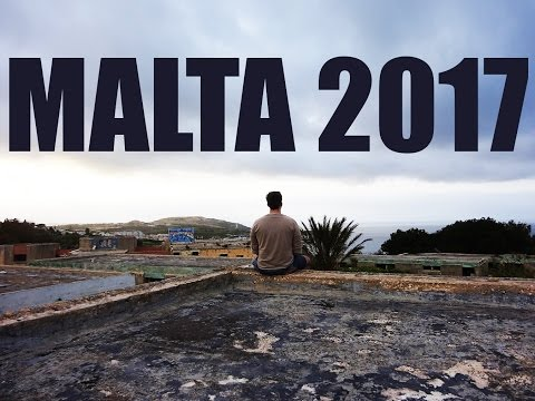 MY AWESOME MALTA ADVENTURE - URBAN EXPLORING - CLIFFDIVING