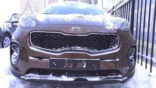 Новый Kia Sportage 2.0 AT 150 л.с. 4x4