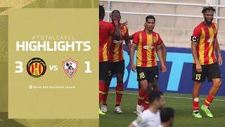 HIGHLIGHTS   ES Tunis 3 - 1 Zamalek SC   Matchday 3   #TotalCAFCL