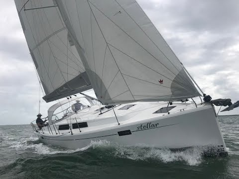 Hanse 385 'stellar' for sale exclusively with YOTI