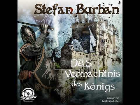 Das Vermächtnis des Königs YouTube Hörbuch Trailer auf Deutsch