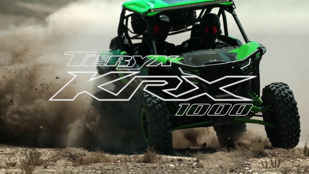 All New 2020 Kawasaki Teryx Krx 1000 Sport Side By Side