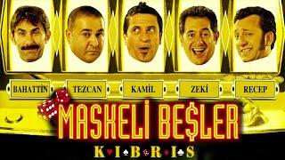 Maskeli Beşler Kıbrıs  Türk Komedi Filmi Tek Parça
