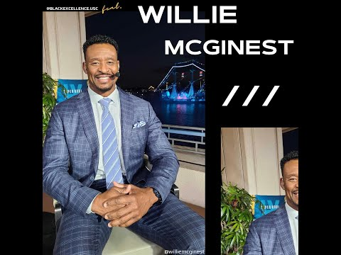 """Willie McGinest: """"Football, Black Ownership, & Legacy"""""""