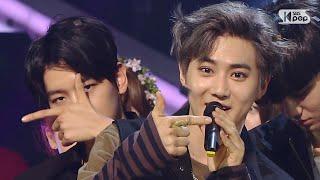 Download Video 《Inkigayo WIN》 인기가요 1위 발표|EXO - Monster 20160619 MP3 3GP MP4